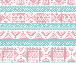 chevron, pattern, and retro image