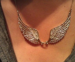 angel, fashion, and accessories image