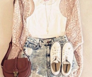 fashion, sweet, and lovely image