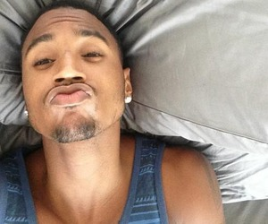 trey songz and Hot image