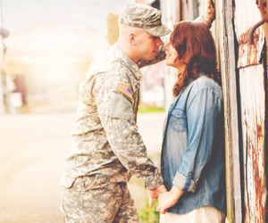 army, military, and love image