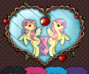 my little pony, mlpfim, and fluttershy image