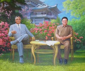 DPRK, kim jong il, and Pyongyang image