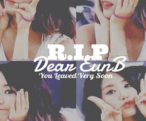 ladies code, eunb, and cry image