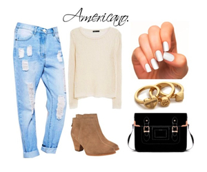 americano, casual, and outfit image