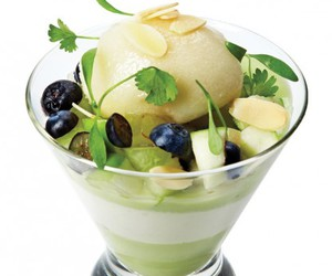 almond, lime, and curd image