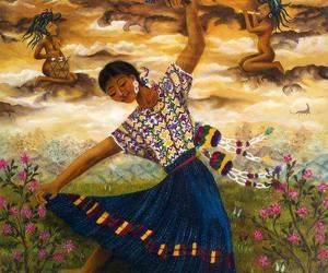 arte, guatemala, and native image