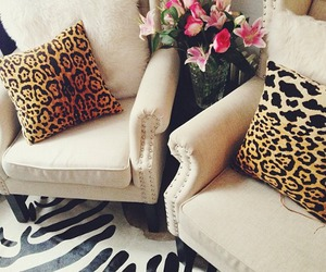 room, flowers, and luxury image