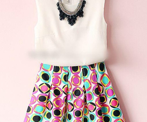 fashion, top, and buttom image