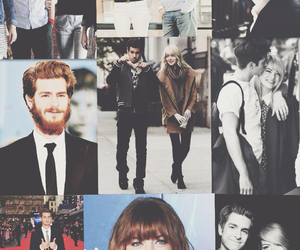 couples, gwen stacy, and stonefield image