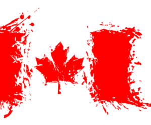 banner, canada, and canadian image