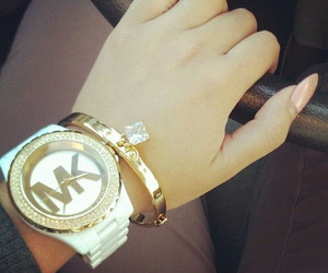 Michael Kors and watch image