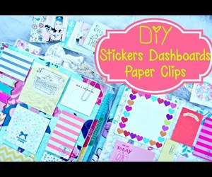 diy, stickers, and cute image