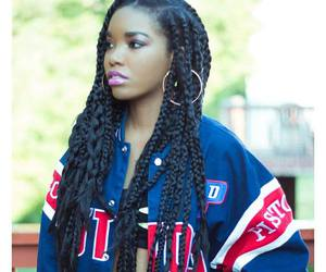 beauty and boxbraids image