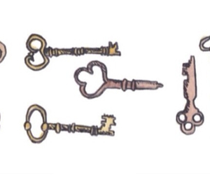 key, overlay, and transparent image