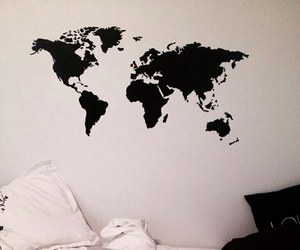 room, world, and black image