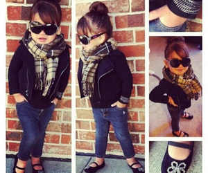 fashion and kid image