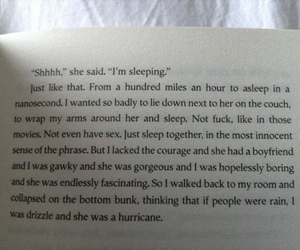 book, looking for alaska, and quote image