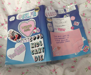 Collage, diy, and girl image
