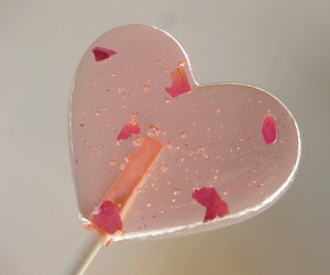 candy and heart image