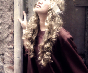anguish, girl, and long hair image