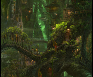 faerie homes image