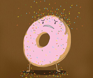 cute and donut image