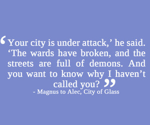 the mortal instruments, city of glass, and tmi image