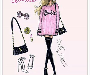 barbie, hayden williams, and drawing image