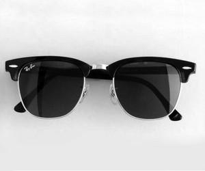 sunglasses, glasses, and black image