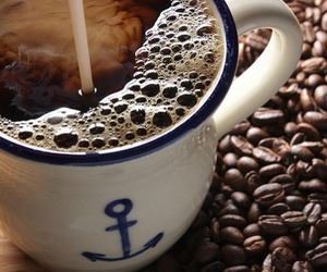 anchor, My World, and coffee image
