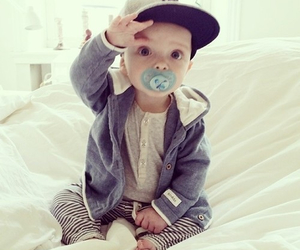 baby, swag, and boy image