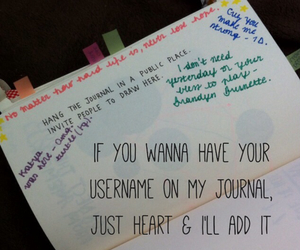 wreck this journal and username image