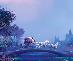 disney, cinderella, and art image