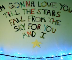 stars, love, and gawwwhgeous image