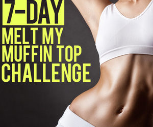 muffin top, abs workout, and muffin top workout image