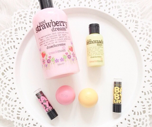 eos, lip balm, and photography image