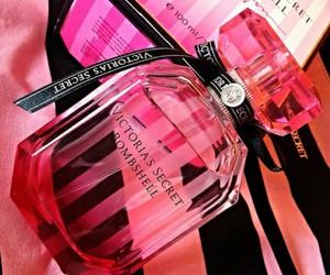 bombshell, perfume, and pink image