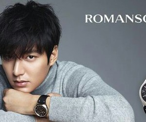actor, clock, and lee min ho image