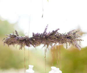 decor, outdoor, and wreath image