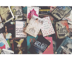 books, passion, and love image