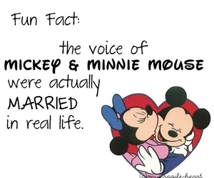 love, disney, and married image