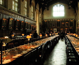 harry potter, oxford, and christ church college image