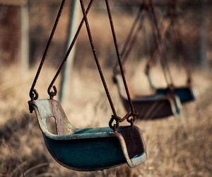 swing, vintage, and photography image
