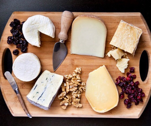 cheese, food, and plate image