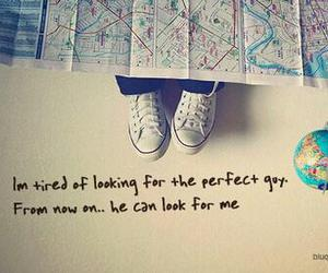 quote, guy, and map image