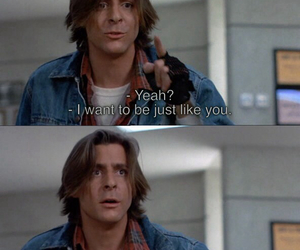 john hughes, quote, and The Breakfast Club image