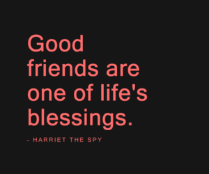 friends, quote, and love image