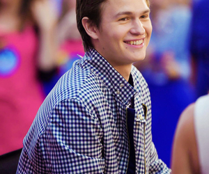 ansel elgort, actor, and tfios image