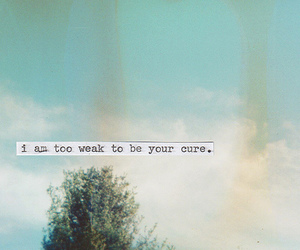 text, quote, and cure image